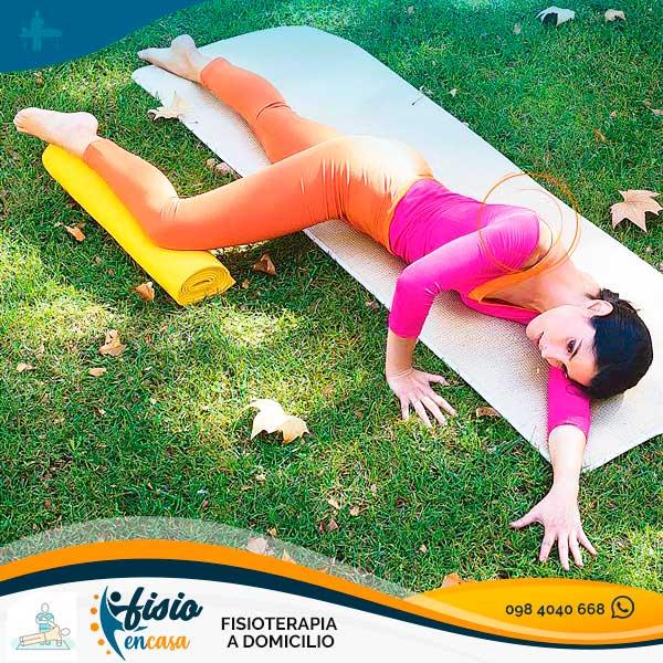 Fisioterapia y rehabilitación física a Domicilio en Quito